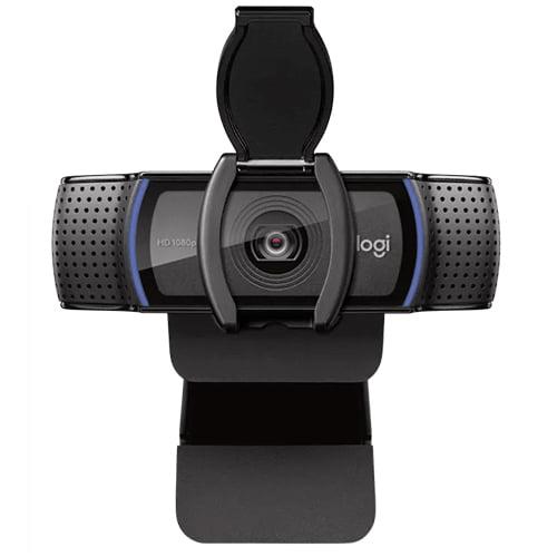 Logitech C920e Business Webcam Open
