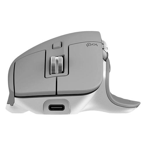 Logitech MX Master 3 Advanced Wireless Mouse Gray