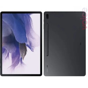 Tab S7 Lite Front and back renders