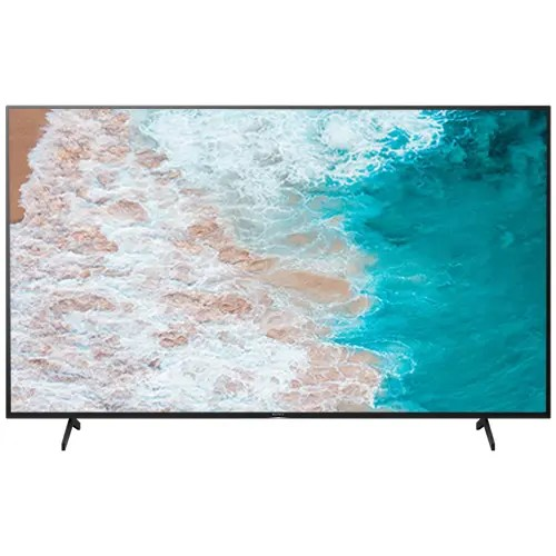 """Sony [75X8000] 75"""" inch 4K Ultra HD with HDR Smart TV Front Display"""