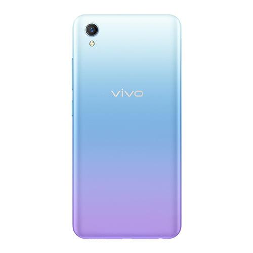 Vivo Y1s Back Display Blue