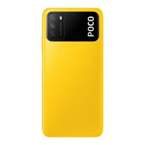 Xiaomi Poco M3 Back Display Yellow