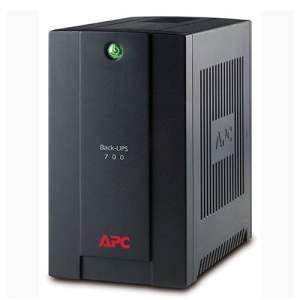 APC Back-UPS 700VA (BX700UI): 230V, AVR, IEC Sockets