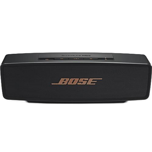 Bose SoundLink Mini II Front Black