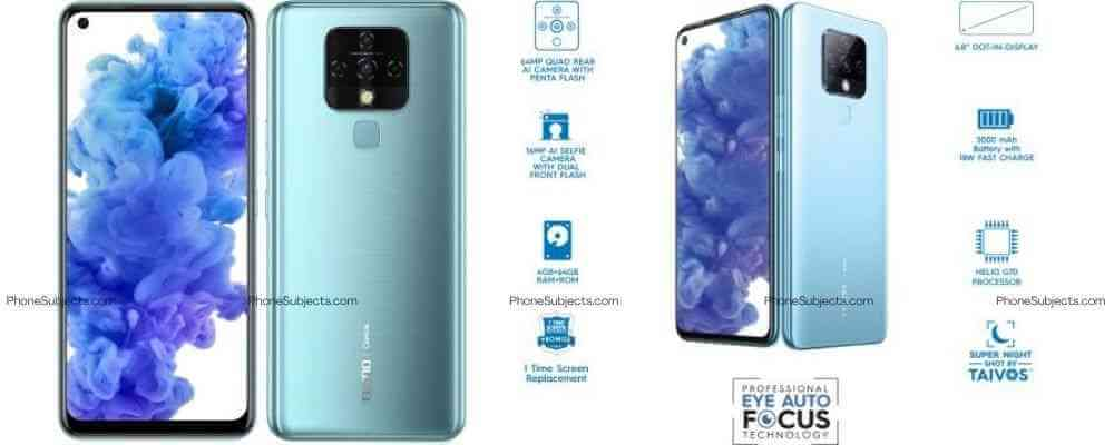Tecno Camon 16: images, photos, wallpaper, Processor, Display, Camera, Battery, Launch Date in India, Ghana, Uganda, Tanzania