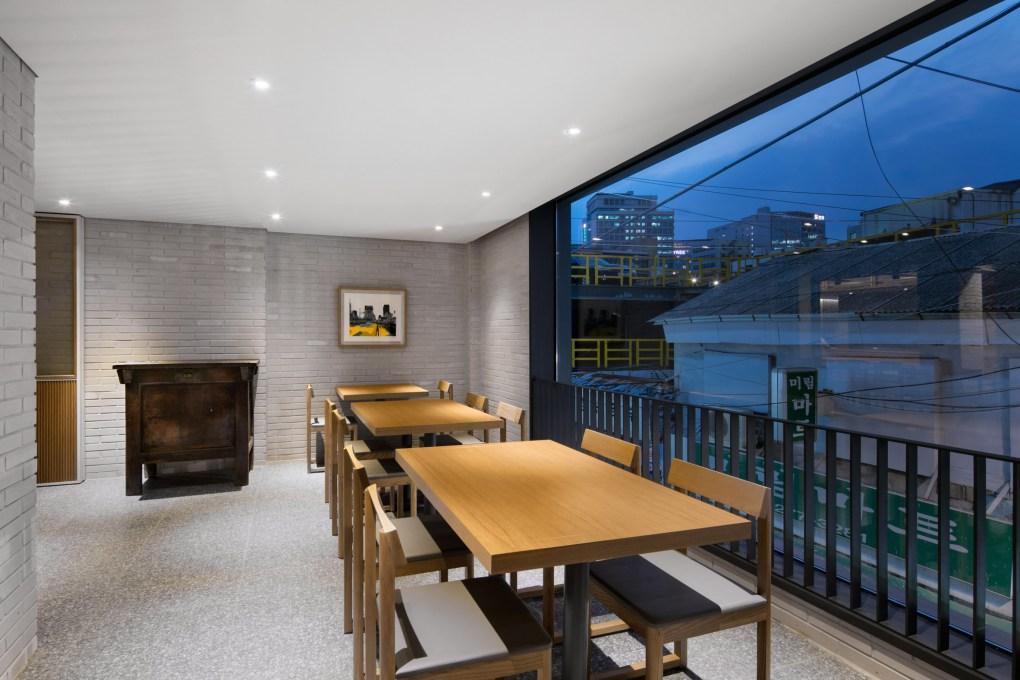 Thiết kế nội thất nhà hàng hàn quốc 4
