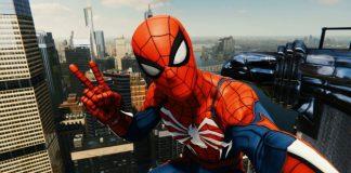 Marvel's Spider-Man dẫn đầu doanh thu bán tại UK