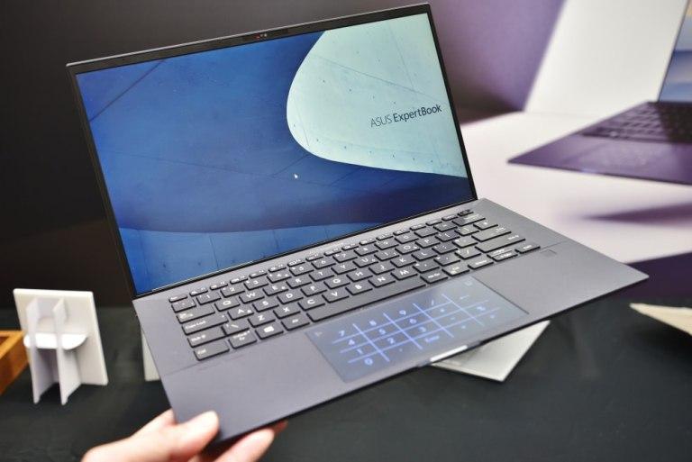Review Asus ExpertBook B9450FA: siêu nhẹ nhưng cấu hình siêu mạnh