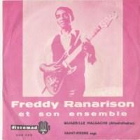 Freddy Ranarison - Electric Segas