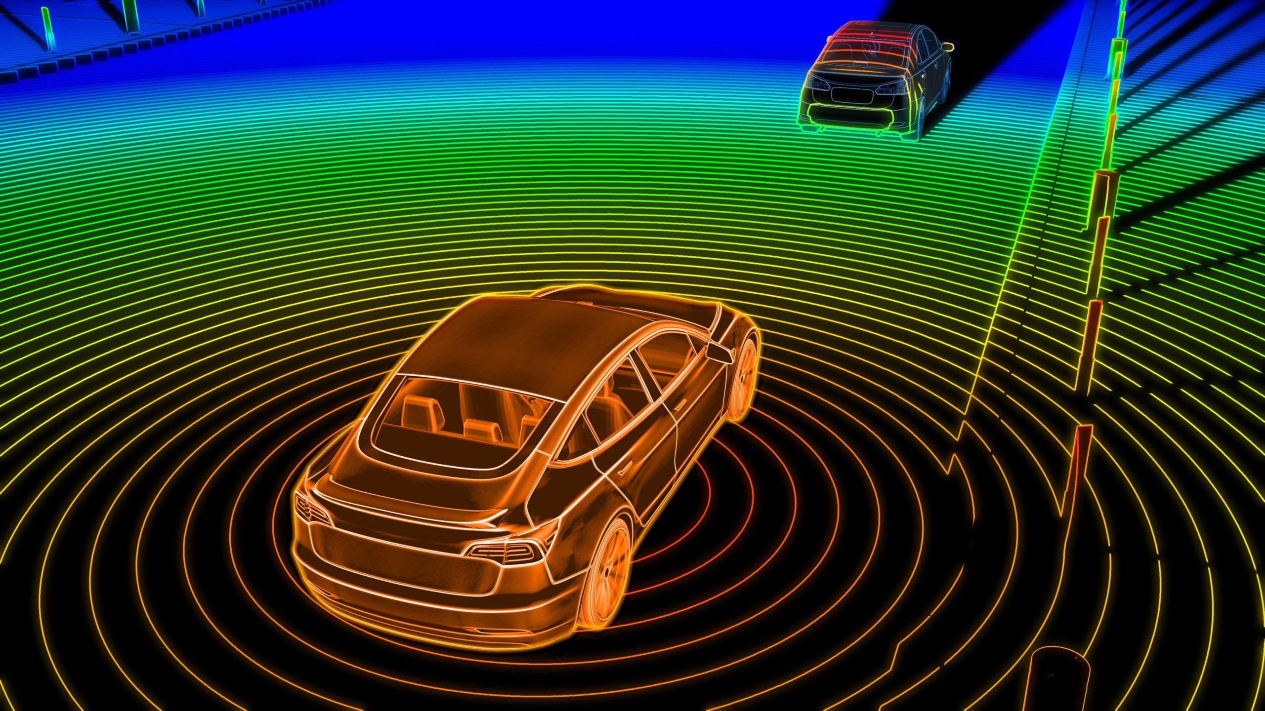 Automotive Lidar Product
