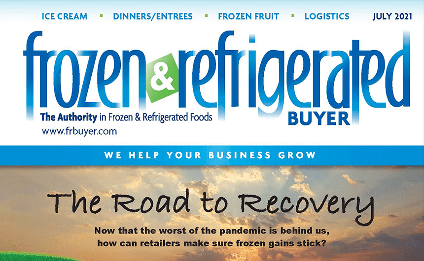 Phononic Featured in Frozen and Refrigerated Buyer Magazine