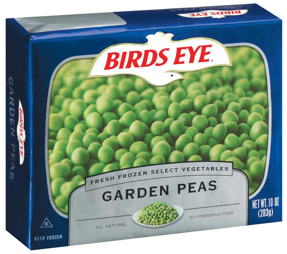 Snap Peas Sugar Eye Birds