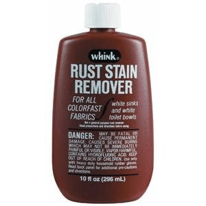 EWGs Guide To Healthy Cleaning Whink Rust Stain Remover
