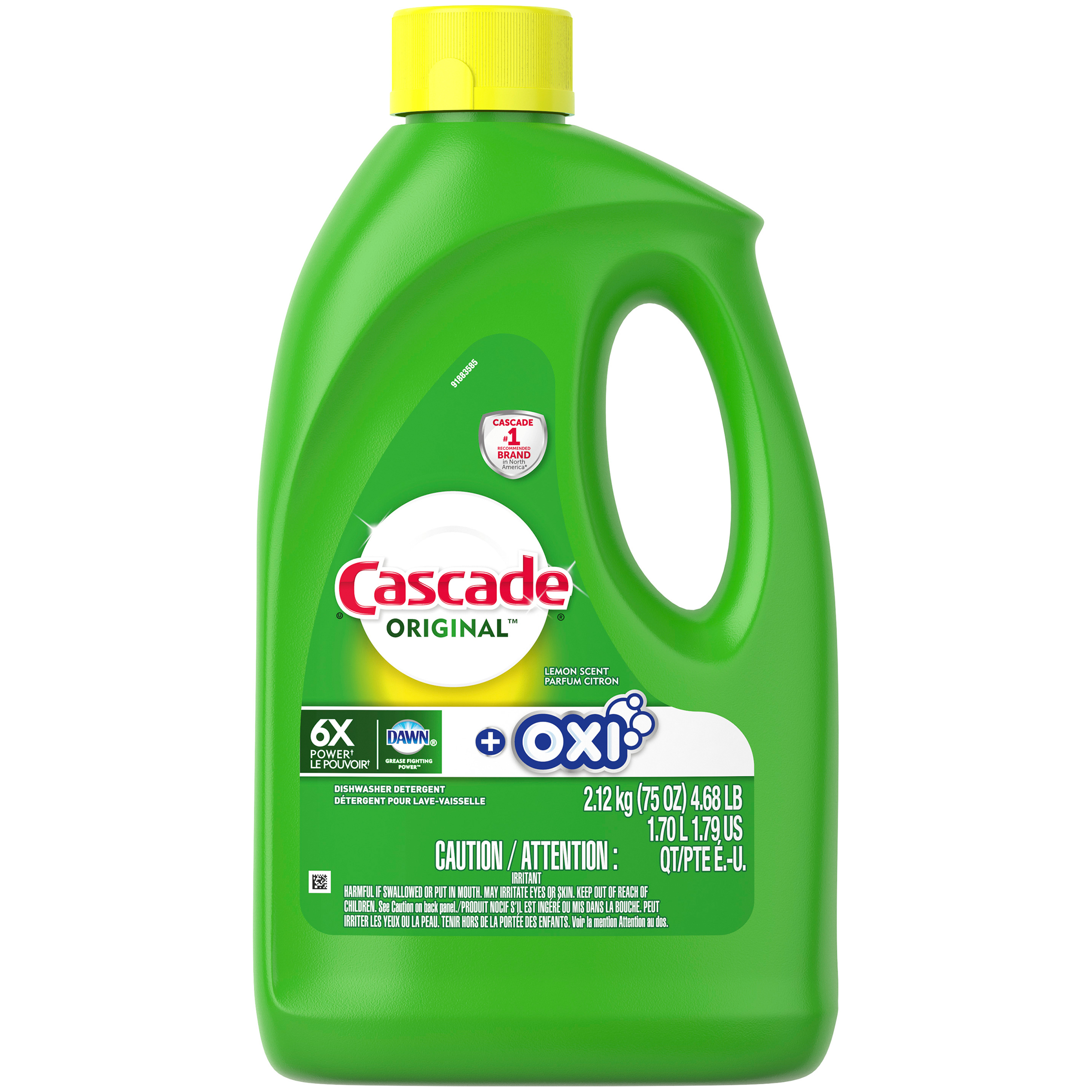 Ewg S Guide To Healthy Cleaning Cascade Cleaner Ratings