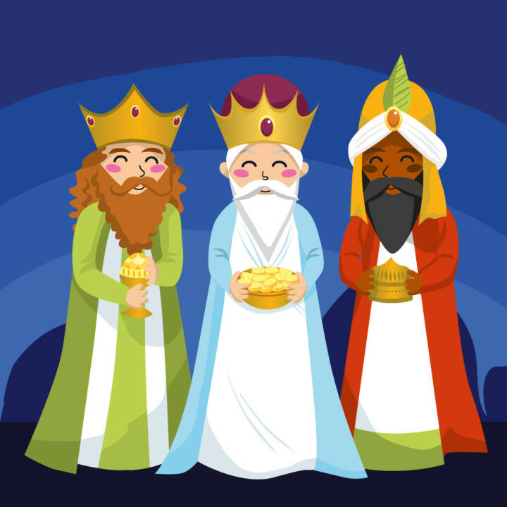 Gifts Wise Men Jesus