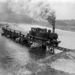 1934年頃 江見写真場 《災害復旧》