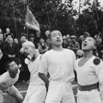 1938年 内閣情報部写真協会 《東京織物小売商組合運動会,豊島園》