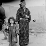 1945年 山端庸介:長崎,原爆