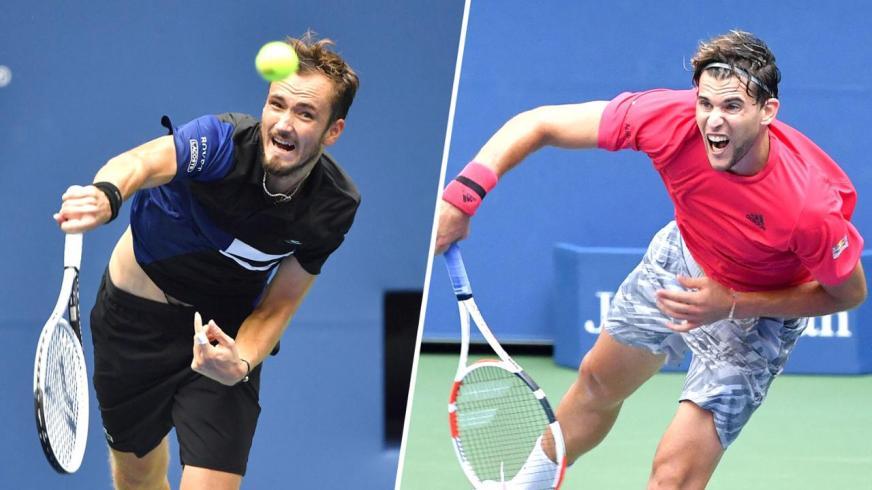 Men's Semifinal Preview: Dominic Thiem vs. Daniil Medvedev ...