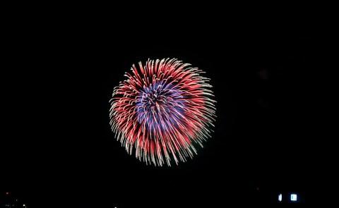 EOS 60Dで板橋の花火大会