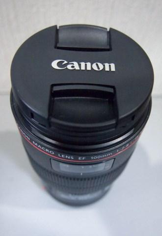 EF100mm F2.8Lマクロ IS USM
