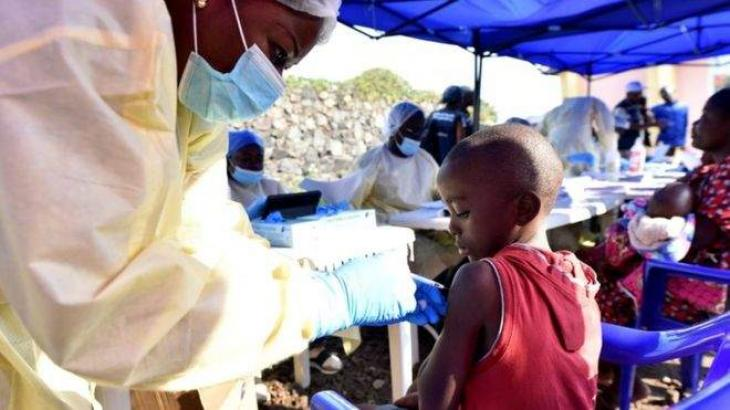 European Medicines Agency Says First Ebola Vaccine Ready To Enter Market - UrduPoint