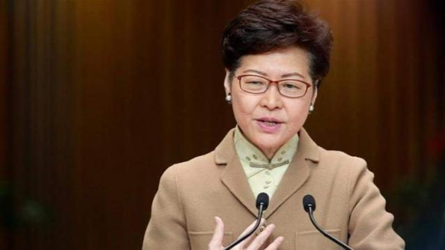 Hong Kong Chief Decries Double Standards on China's National Security Law at UN