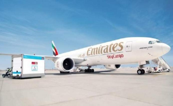 COVID-19 response: Emirates SkyCargo to set up the world's largest GDP compliant air cargo hub in Dubai for global distribution of COVID-19 vaccine
