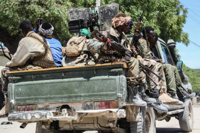 Opposition Forces Leave Somali Capital After Deadly Clashes - UrduPoint