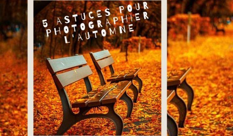 photographier l'automne