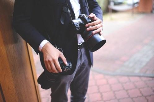 qualités du photographe