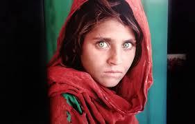 quizz photographie jeune fille aux yeux verts