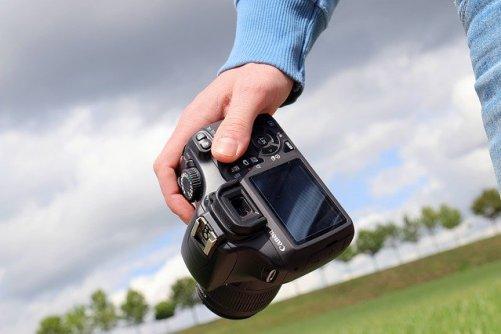 frustration de photographe