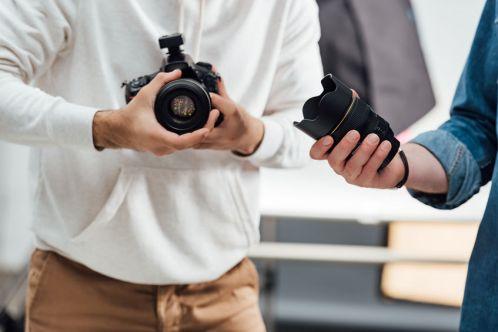 le partage et l'échange entre photographes