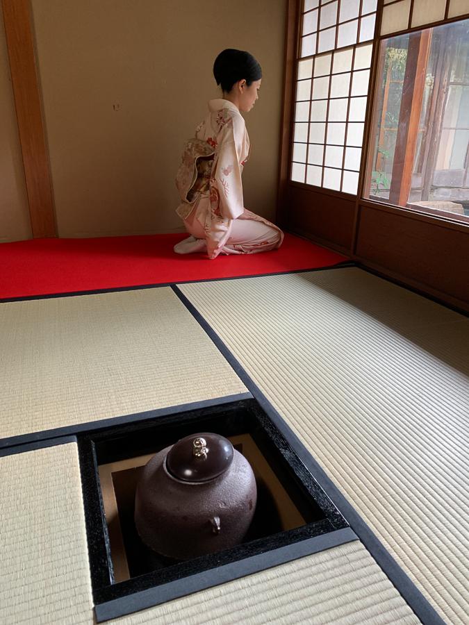 Kyoto, Japan, ©2020, CynTea Ceremony, Kyoto, Japan, ©2020, Cyndie Burkhardt.ie Burkhardt.