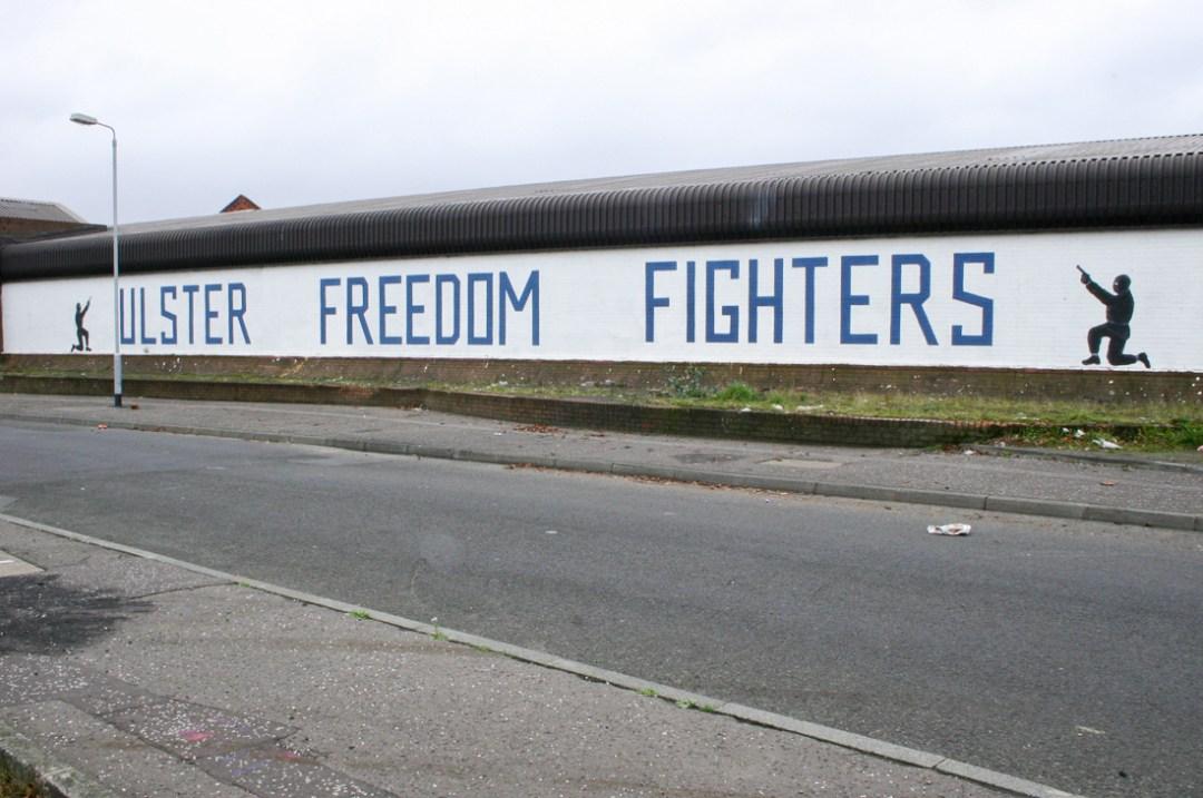 Belfast, Northern Ireland ©Cyndie Burkhardt.