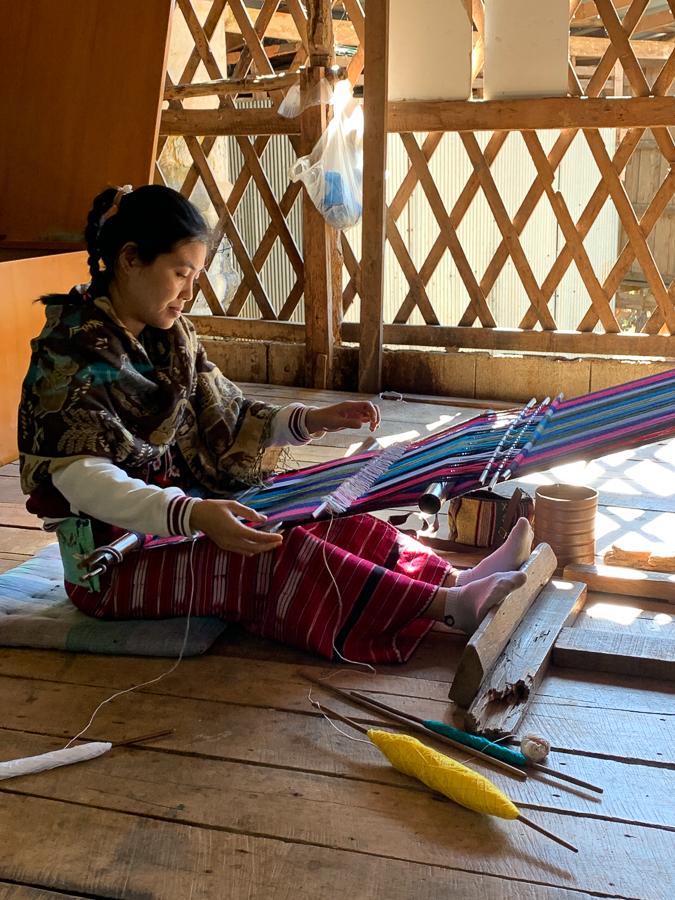 White Karen Village, Thailand ©2019 Cyndie Burkhardt.
