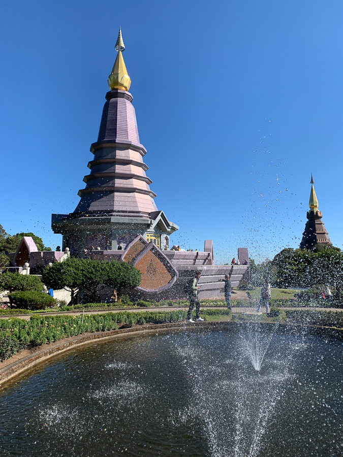 Doi Inthanon National Park, Chiang Mai, Thailand ©2019 Cyndie Burkhardt.