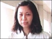 Yim Pek Ha, accused of beating, burning and scaling Indonesian domestic worker Nirmala Bonat.