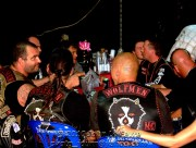 Bikers from clubs in Europe, Scandinavia and the USA attended the 2010 Burapa Bike Week