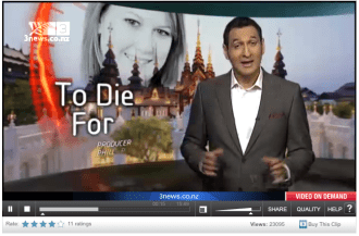 60 Minutes New Zealand report on the Chiang Mai tourist deaths