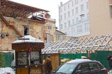 Еклектива вулиці Банківської у Львові