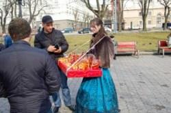 Вуличні артисти старого Львова