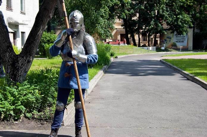 Міжнародний лицарський турнір