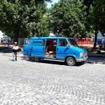 Як розбирали центральну фан-зону у Львові після Євро 2012