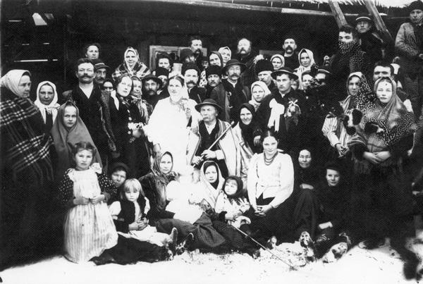Мешканці старого Львова