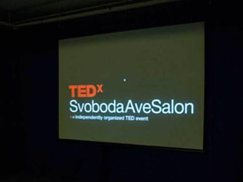 """Інтелектуальний клуб """"TEDxSvobodaAve"""" у Львові"""