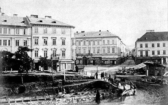 Полтва - підземна річка Львова