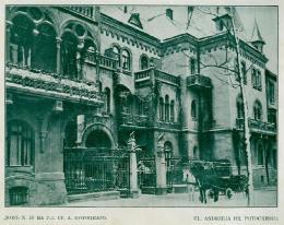 Будинок №50 на вулиці графа Анджея Потоцького