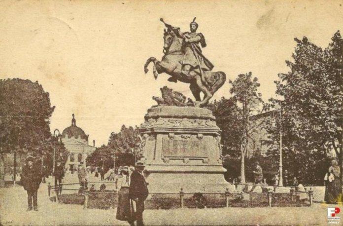 Пам'ятник Яну ІІІ Собеському